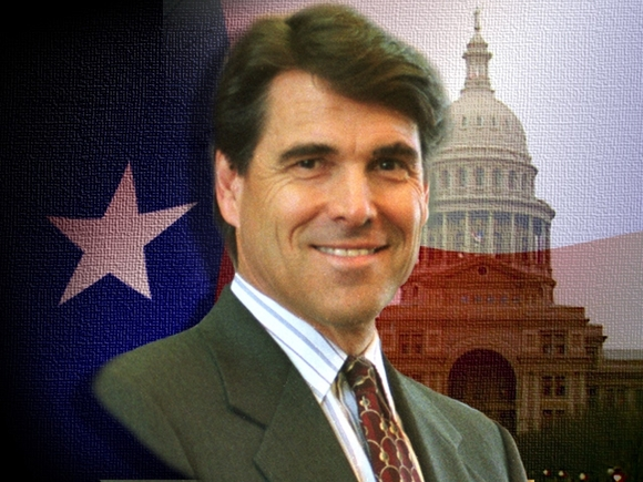 Observations on Rick Perry's Strong Ad
